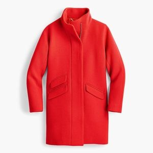 JCrew cocoon wool coat (like new!)
